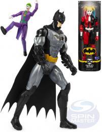 SPIN MASTER Batman figurka hrdinù 30cm kloubová rùzné druhy plast