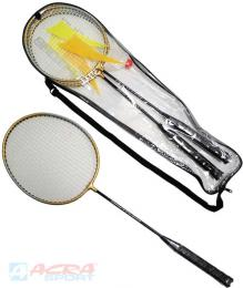 ACRA Sada badminton 2 pálky