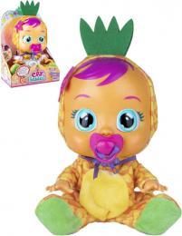 CRY BABIES Tutti-Frutti Pia panenka interaktivní roní slzy na baterie Zvuk vonící