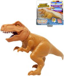 ADC Mighty Megasaur dinosaurus T-Rex elastický 20cm natahovací ještìr gumový