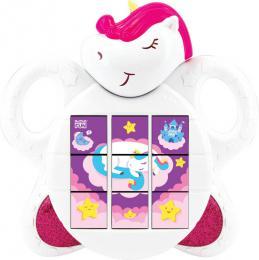 Baby puzzle jednorožec Svìtlo Zvuk na baterie plast