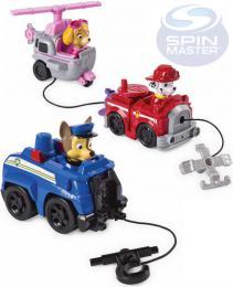 SPIN MASTER Paw Patrol vozidlo malé záchranáøské s figurkou 6 druhù plast