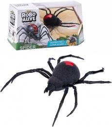 ZURU Robo Alive pavouk zvíøátko na baterie reaguje na dotek realistický vzhled plast