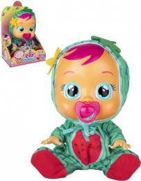 CRY BABIES Tutti-Frutti Mel panenka interaktivní roní slzy na baterie Zvuk vonící