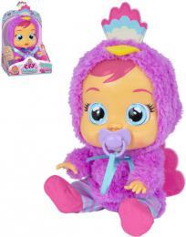CRY BABIES Baby panenka Lizzy interaktivní pláèe na baterie Zvuk