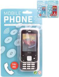 Telefon dìtský mobilní tlaèítkový výsuvný na baterie Zvuk plast