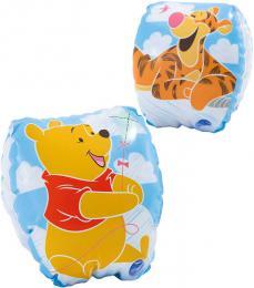 INTEX Baby rukávky nafukovací Medvídek Pú 20x15cm do vody 56663