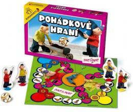 BONAPARTE Hra Pohádkové hraní Pat a Mat *SPOLEÈENSKÉ HRY*