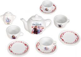 SMOBY Set kávový Frozen 2 (Ledové Království) dìtský porcelánový servis 12ks