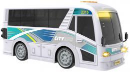 Teamsterz mìstský autobus MHD na baterie Svìtlo Zvuk