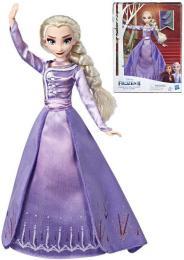 HASBRO Panenka Elsa Deluxe 26cm Frozen 2 (Ledové Království)