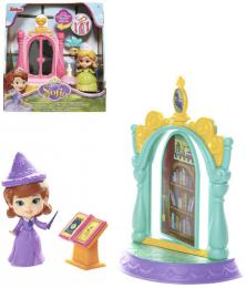 ADC Disney Sofie První mini herní set panenka s doplòky rùzné druhy plast