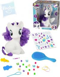 HASBRO MLP My Little Pony Stylingový jednorožec Rarity set s doplòky
