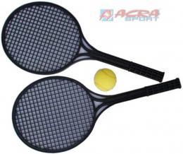 ACRA Tenis soft sada èerná