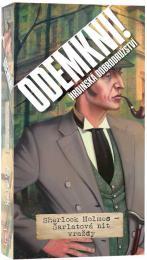 ADC Hra Odemkni!: Sherlock Holmes - Šarlatová ni� vraždy *SPOLEÈENSKÉ HRY*