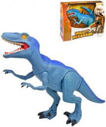 ADC Mighty Megasaur Raptor chodící dinosaurus 40cm ještìr na baterie Svìtlo Zvuk