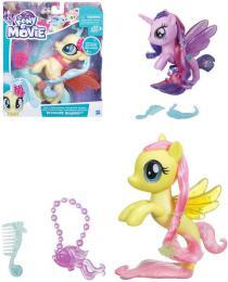 HASBRO MLP My Little Pony The Movie moøský koník set s doplòky rùzné druhy