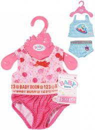 ZAPF BABY BORN Spodní prádlo obleèek pro panenku miminko 43cm 2 druhy