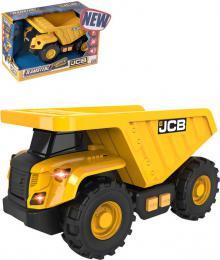 JCB Auto nákladní sklápìèka na baterie Svìtlo Zvuk plast