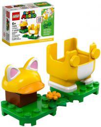 LEGO SUPER MARIO Obleèek kocour doplnìk k figurce 71372 STAVEBNICE