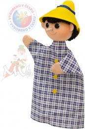 MORAVSKÁ ÚSTØEDNA Maòásek Kluk s dlouhým nosem (Pinokio)