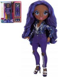 RAINBOW HIGH Fashion Krystal Bailey módní panenka set s obleèky a doplòky