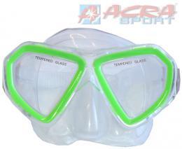 ACRA BROTHER Brýle potápìèské dìtské 2 barvy