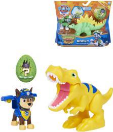 SPIN MASTER Tlapková Patrola set figurka se 2 dinosaury rùzné druhy plast