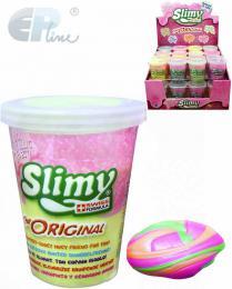 EP Line Slimy original sliz metalický 80g dvojbarevný v kelímku 6 barev