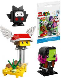 LEGO SUPER MARIO Akèní kostky 2. serie 71386 STAVEBNICE