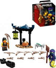 LEGO NINJAGO Epický souboj – Cole vs. pøízraèný váleèník 71733 STAVEBNICE