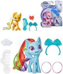 HASBRO Poník My Little Pony set s høebenem a doplòky s pøekvapením