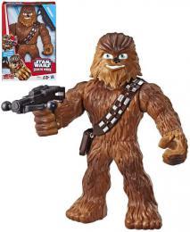 HASBRO Star Wars Mega Mighties figurka plastová Chewbacca 25cm s doplòkem