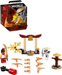 LEGO NINJAGO Epický souboj – Kai vs. Skulkin 71730 STAVEBNICE