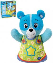 Vtech PLYŠ Baby usínáèek medvídek mluví s melodiemi na baterie CZ Svìtlo Zvuk
