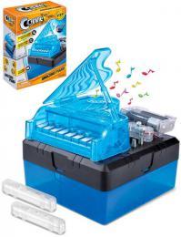 CONNEX Stavebnice vzdìlávací poskládej si Úžasné piano na baterie Zvuk
