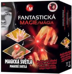 Pavel Kožíšek Fantastická svìtla kouzelnická sada fantastická magie