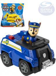 SPIN MASTER Tlapková patrola základní vozidla 6druhù