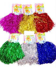 Tøásnì na fandìní jednobarevné 6 barev
