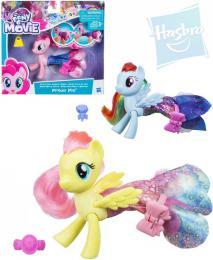 HASBRO MLP Poník kloubový My Little Pony 3 druhy promìn set s doplòkem 3 druhy