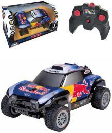 RC Auto MINI JCW Buggy Red Bull na vysílaèku 2,4GHz na baterie 1:16