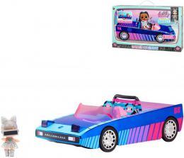 L.O.L. Surprise! Auto Dance luxusní s panenkou a doplòky na baterie UV Svìtlo 3v1