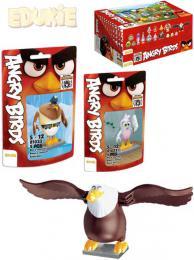 EDUKIE Angry Birds set 32 dílkù v sáèku rùzné druhy STAVEBNICE