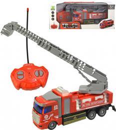 RC Auto hasièské na vysílaèku 24MHz 4 kanály na baterie Svìtlo Zvuk