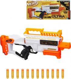 HASBRO NERF ULTRA Dorado set blaster na baterie + 12 šipek