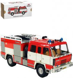 KOVAP Auto Tatra 815 hasièi požární model 17cm kov 0615
