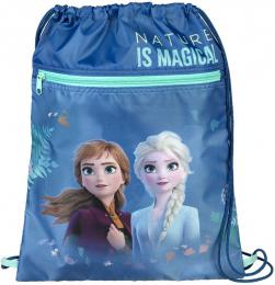 Sáèek na baèkory Ledové Království 2 (Frozen) 32x41cm pytlík na pøezùvky