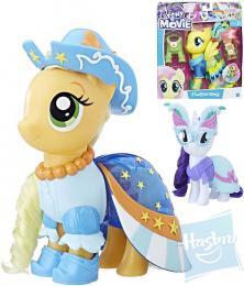 HASBRO MLP My Little Pony 15cm set poník s filmovými pøevleky a doplòky 3 druhy