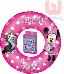 BESTWAY Kruh dìtský 56cm nafukovací plavací kolo Minnie do vody
