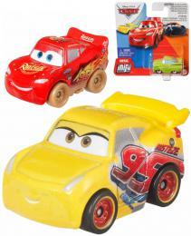 MATTEL Autíèko kovové Cars 3 (Auta) mini blister rùzné druhy